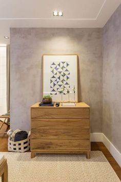 Working from home is an awesome perk, but have you ever accidentally created a workspace as drab as a cubicle? Here's the way to make the greatest home office at 7 simple (and cheap) steps. House Construction Plan, Seaside Decor, Couple Bedroom, Living Room Carpet, Tropical Decor, Modern Interior Design, Decoration, Home Furniture, Interior Decorating