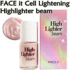*The Face Shop*FACE it Cell Lightening Highlighter beam, benefit high beam