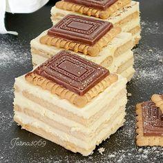 Kolaci I Torte, Baileys Irish Cream, Dessert Recipes, Desserts, Apple Pie, Tiramisu, Vanilla, Butter, Sweets