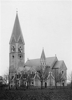 Koenigsberg 1901 Koenigin Luise Gedaechtniskirche