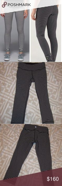 NWT $42 90 DEGREE BY REFLEX Girls Striped Leggings SELECT SIZE /& COLOR