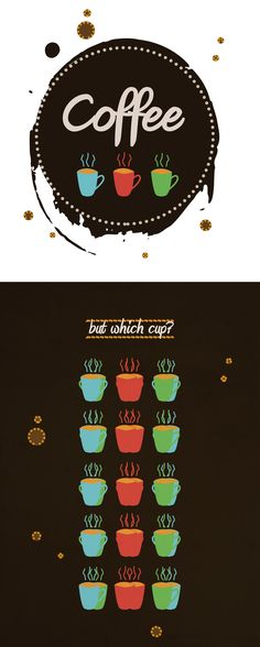+coffee Geometric Shapes, The Past, Coffee, Design, Kaffee, Dimensional Shapes, Cup Of Coffee