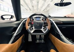 Toyota Ft1 Graphite | SportsCars | Car