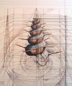 Artwork Shell by Rafael Araujo