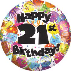 happy 21st birthday images | Posted on: August 6th, 2012 by Henno Kruger No Comments