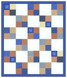 free baby quilt patterns | Free Baby Quilt Pattern | Sewing...
