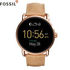 フォッシル[FOSSIL]<br>スマートウォッチ[SMART WATCH]<br> ショッピングローン無金利対象品<br> キュー ワンダー[Q WANDER]<br>  FTW2102 iphone android 対応<br> ウェアラブル タッチ<br>【腕時計 時計】<br>【ギフト プレゼント】