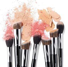 @sephora cosmetics brushes  ✧pinterest: positivity✧