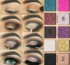 Beauty Killer pallette Jeffree Star