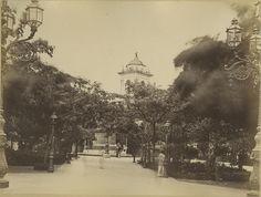 Las reveladoras fotografías de Caracas en 1880