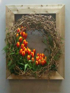 Compartilhando  Descobertas...: Arranjos Florais 2