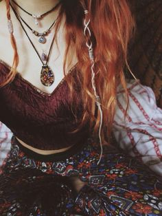 Gypsy fashion