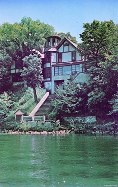 The Spicer Castle Green Lake MN by Kung Fu Grip, via Flickr