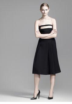 Black Dresses: Jil Sander + More