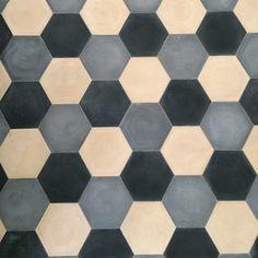 Oltre 25 fantastiche idee riguardo piastrelle esagonali su pinterest arredo interni cucina - Piastrelle esagonali colorate ...
