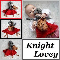 Ravelry: Knight Lovey pattern by A la Sascha