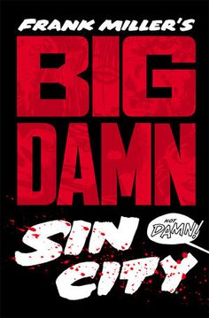 Free eBook Big Damn Sin City Author Frank Miller and Lynn Varley Frank Miller Art, Frank Miller Comics, Sin City 2, Book Sculpture, Free Reading, Art Pages, Free Ebooks, Illustrations Posters, Comic Art