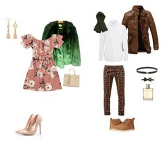 """""""@FlowerfedeStyle"""" by federica-camilla-guerrera on Polyvore featuring UGG, Yves Saint Laurent, Joseph, Brackish, Berwich, Valentino and Chanel"""