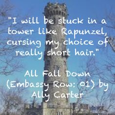 All Fall Down Ally Carter