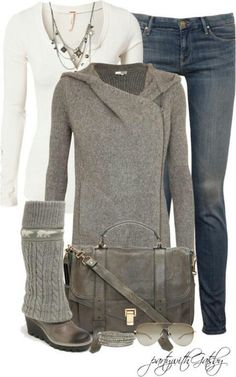 Another Great Gray Outfit