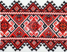 Sticker embroidered good by cross-stitch pattern - material • PIXERSIZE.com - wall decals