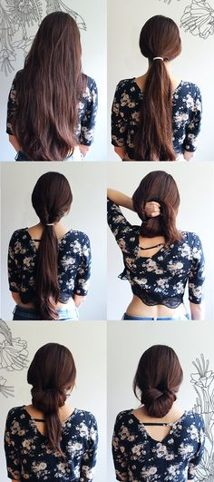 ¿No sabes cómo peinarte para año nuevo? #BlogAndrea te tiene tres propuestas para que seas la sensación de la noche. #Blog #Peinados #AñoNuevo #NewYearsEve #Girls #Girly #NightOut Braided Ponytail Hairstyles, Work Hairstyles, Easy Hairstyles For Long Hair, My Hairstyle, Pretty Hairstyles, Hairdos, Ideas Paso A Paso, Hair Knot, Beautiful Long Hair