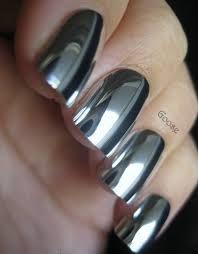 black nail art - Google Search
