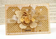 Tag Card by bellepapierbyjulia