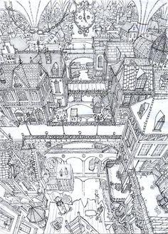 Treffenkin's inmost depths by lordoffog.deviantart.com