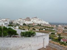 Ostuni, Italy Holidays  in Puglia  Known for its cuisine  featured on House Hunters International