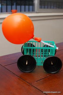 11 Best Cars Images Balloon Powered Car Balloons Globes
