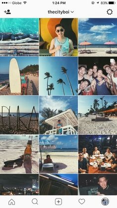 My Instagram Feed mostly using preset #P5 on #VSCO