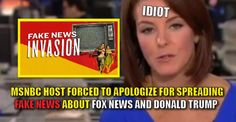 """The media is obsessed with supposedly stopping """"fake news."""" However, the mainstream media is the worst """"fake news"""" offender. MSNBC Live aired a fake news story on Friday, claiming Fox News had their Christmas party at President-elect Donald Trump's Washington, D.C. hotel. That was a lie. Roughly five hours later the host was forced to apologize: """"Earlier today in a segment — oh, you know, what? This is some serious business that I need to share. I need to apologize to the audience. Earlier…"""