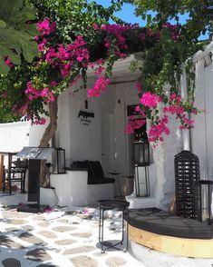 "Elena sanoo Instagramissa: ""#mykonos #travel_greece #tv_living #kings_villages #kings_doorsandco #travel #street #panorama #loves_greece"" Mykonos, Greece Travel, Greece Vacation"