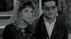Teresa Tuszyńska and Zbigniew Cybulski in Do widzenia, do jutra, 1960.