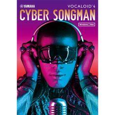 Cyber Songman For Vocaloid4FE, vocaloid-vsti vocaloid vocaloid-audio-software presets-patches samples-audio, Vocaloid4FE, Vocaloid 4, Vocaloid, Songman, Cyber