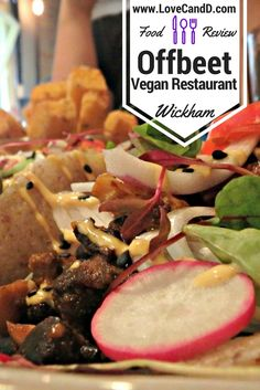 Offbeet Vegan Restaurant in Wickham south England is a must try for vegans and meat eaters alike. Check out our review.