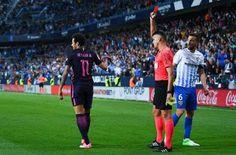 La Liga si perde così: Barcellona sconfitto a Malaga. Pari tra Real e Atletico. E ora? Una giornata che ha dell'incredibile. Da un pari che lascia i blancos delusi ad un risultato peggiore dei rivali in corsa per il titolo. L'articolo analizza il perché ciò sia accaduto. Neymar espulso #calcio #spagna #realmadrid #barcellona