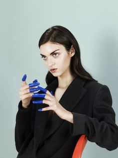 diamonds-wood:  The Room| Magda Laguinge by Jens Langkjaer for Rika Fall 2013