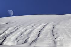 Mondaufgang in Seefeld, Tirol. Medium Art, Moon, Celestial, Winter, Outdoor, Social Media, Snow, The Moon, Winter Time