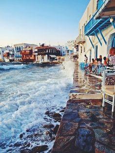 Mykonos                                                       … #nostalgia