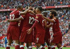 @officiallfc #PL #PremierLeague #LIVARS #LiverpoolArsenal #LFC #Liverpool #LiverpoolFC #Mane #Salah #Firmino #Sturridge #Reds #9ine