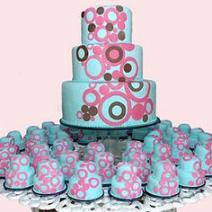 Quinceanera Cakes - Party Cakes - Professional Cakes - Delish.com