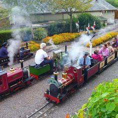Ride On Train, Train Car, Model Steam Trains, Model Trains, Heritage Railway, Train Platform, Garden Railroad, Farm Holidays, Soul Train