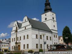 Česko, Lanškroun - Radnice