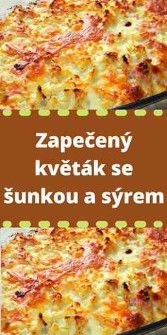 Lasagna, Macaroni And Cheese, Pizza, Bread, Ethnic Recipes, Mozzarella, Cauliflower Bake, Basil, Grated Cheese