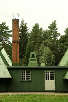 Skogskyrkogården: Woodland Cemetery, Stockholm Visitors' Center Gunnar Asplund…