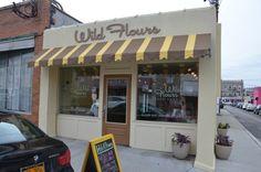 Huntington NY, a must visit!!wild flours exterior