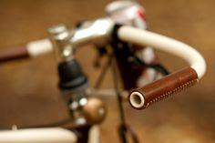 City Bike Grips. $24.00, via Etsy.