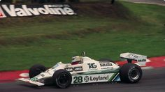 Brands Hatch 80  Carlos Reutemann  Williams FW 07 B